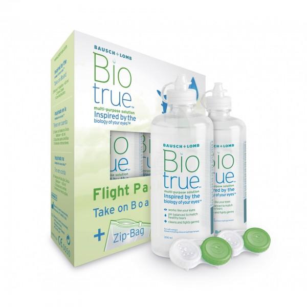 Biotrue Travel Pack 260ml